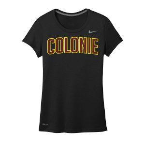 Black Colonie Ladies Nike Legend Tee