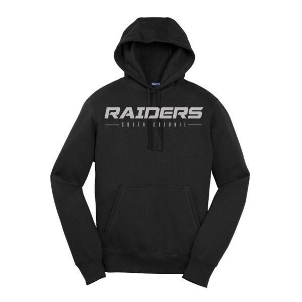 Black Raiders South Colonie Youth Sport-Tek Pullover Hooded Sweatshirt