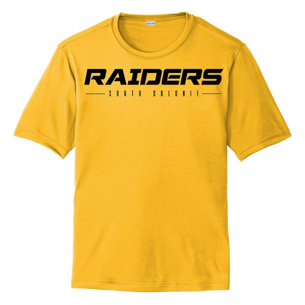 Gold Raiders South Colonie Performance Cooling Tee