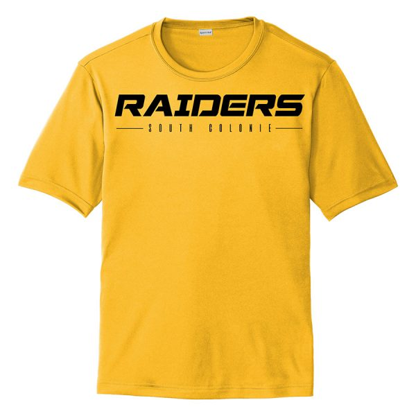 Gold Raiders South Colonie Youth Performance Cooling Tee